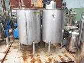 白鐵桶,不鏽鋼貯槽,接收槽,凝集槽,真空桶,耐酸鹼桶,壓力桶:不鏽鋼白鐵槽,容量500L