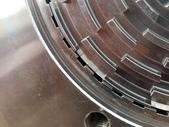 均質乳化分散機,流體粉碎泵浦:高速乳化分散溶解機,型式EB,馬力10HP,口徑2吋 x 1.5吋,材質316,日本進IZUMI FOOD MACHINERY Emaruda