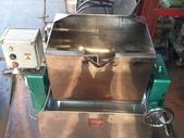食品混合攪拌機/中井機械工業会社:食品攪拌機,白鐵混合機,容量56L,DM30型,日本進中井機械工業株式會社