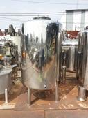 白鐵桶,不鏽鋼貯槽,接收槽,凝集槽,真空桶,耐酸鹼桶,壓力桶:白鐵純水桶,材質316,容量1.8噸