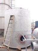 白鐵桶,雙層夾套加熱桶,盤管加熱桶,中古不鏽鋼冷卻桶:白鐵桶,貯存筒,儲桶,不鏽鋼內盤管保溫貯槽,容量20噸