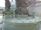 均質乳化分散機,高壓均質機,柱塞均質乳化機:高速分散乳化機,夾套加熱,容量670L,日本進