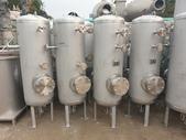 空氣壓力貯桶,儲氣桶,高壓桶,空氣筒,LPG槽,氮氣桶槽,瓦斯桶槽:全新品 白鐵空氣桶,壓力桶,容量250L