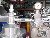 斎藤SAITO遠心機,分離機,離心機,澄清機:日本 SAITO固液遠心分離機 馬力5HP 型號Y-55 (固液入口液體排放口)
