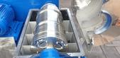 TOMOE巴工業遠心分離機,固液分離機,臥螺離心機,SHARPLES,DECANTER:連續式遠心分離機,DECANTER固液分離機,型式PTM300,材質316,馬力30HP / 7.5HP,日本進Tomoe巴工業株式會社SHARPLES