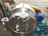 田邊遠心分離機/離心機TANABE WILLTEC INC:デ・コーン型連續式遠心分離脫水機,型式SHC250D,馬力10HP,TANABE WILLTEC INC