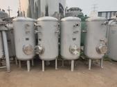 空氣壓力貯桶,儲氣桶,高壓桶,空氣筒,LPG槽,氮氣桶槽,瓦斯桶槽:全新品 白鐵桶,空氣桶,壓力桶,容量580L