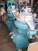 ALFA LAVAL油水分離離心機,澄清機,固液分離機:ALFA-LAVAL  馬力10HP型號MAPX207-24-60(三態分離)