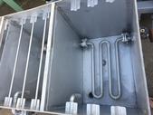 白鐵桶,雙層夾套加熱桶,盤管加熱桶,中古不鏽鋼冷卻桶:白鐵加熱槽,內長199公分,內寬69公分,內高66公分