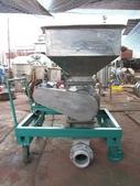 中古機械,集塵桶,旋風集塵器,集塵機,吸料機:白鐵旋轉下料閥,出口口徑6'' 馬力2HP (2).JPG