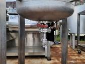 攪拌反應釜/反應槽/雙層攪拌桶/衛生級攪拌機//加熱攪拌桶:白鐵攪拌雙層桶,容量100L