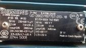 西門子幫浦,真空幫浦,水封真空泵浦,白鐵幫浦,SIEMENS Elmo Rietschle:水封真空幫浦,抽氣泵,馬力3.4HP,型式1LA7096-2AA10-2AA10,西門子SIEMENS
