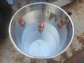 白鐵桶,不鏽鋼貯槽,接收槽,凝集槽,真空桶,耐酸鹼桶,壓力桶:白鐵槽,容量155L