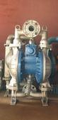YAMADA隔膜泵浦,氣動幫浦,iwaki pump:yamada氣動隔膜幫浦,口徑1.5吋,材質白鐵316,型式NDP-40,日本進iwaki pump