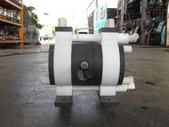 YAMADA隔膜泵浦,氣動幫浦,iwaki pump:耐酸鹼鐵氟龍氣動隔膜泵浦,口徑2分,型式YD-5TTD,日本進IWAKI DIAPHRAGM PUMP
