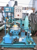 ALFA LAVAL油水分離離心機,澄清機,固液分離機:ALFA LAVAL~油水分離~離心機, 型號MMPX 304 SGP-11