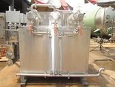 食品高黏稠連續攪拌/混合/殺菌/冷卻/加熱/結晶/反應器:食品高黏稠連續攪拌混合-冷卻-熱交換-殺菌-結晶-反應器,型式SAS0705-3株式會社櫻製作所