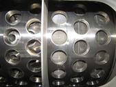 遠心分離機,脫水機,住友重機械工業株式會社SUMITOMO:連續式遠心分離機,型式SP450,馬力15KW + 7.5KW,電壓220V / 380V,住友重機械工業株式會社