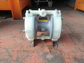 YAMADA隔膜泵浦,氣動幫浦,iwaki pump:YAMADA塑膠氣動隔膜泵浦,air pump,型號DP-10BPT,口徑3分