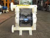 VERDER氣動泵浦,中古隔膜幫浦:VERDER氣動隔膜泵浦,口徑1吋,型式 VA25 PP,PP,SP,SP