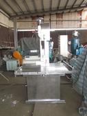 冷凍魚帶鋸切割機ホーオー製作所:鋸台,鋸漁機,冷凍魚帶鋸切割機,日本進ホーオー製作所