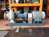 均質乳化分散機,流體粉碎泵浦:白鐵濕式粉碎泵浦,入口5吋 出口2.5吋,馬力10HP,立功化工機械