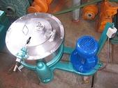 ALFA LAVAL油水分離離心機,澄清機,固液分離機:離心機~澄清機~壁內無孔型~內桶內徑15''~新宮下鐵工株式會社~日本進 (上面)