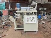 高速均質乳化分散機,高速攪拌機:高速擴散分散攪拌機,容量75L,雙層攪拌桶