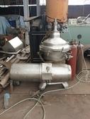 ALFA LAVAL油水分離離心機,澄清機,固液分離機:連續式固液分離機,澄清機,馬力25HP,型號 MRPX 409SGV-34/4141-10,日本進ALFA-LAVAL
