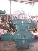 ALFA LAVAL油水分離離心機,澄清機,固液分離機:ALFA-LAVAL型號MAPX207-24-60(三態分離)