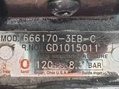 ARO白鐵幫浦,隔膜泵浦,氣動幫浦,air pump:ARO氣動隔膜泵浦,口徑1.5吋,材質鋁,型號666170-3EB-C