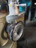 中古破碎機,粉碎機,磨粉機,解碎機,研粉機,微粉機:砥石研粉機,磨粉機,磨漿機,型式HSM-30,馬力3HP,桶身夾套可冷卻