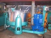 ALFA LAVAL油水分離離心機,澄清機,固液分離機:離心機~澄清機~壁內無孔型~內桶內徑15''~新宮下鐵工株式會社~日本進