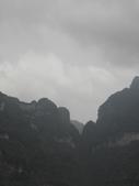 20110723芙蓉鎮張家界天門洞:7纜車上風光-天門山.JPG