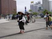 北海道之旅(第二天):北海道街頭
