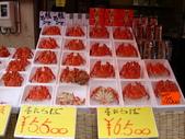 北海道之旅(第二天):函館朝市