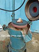 石碇傳統手工麵線相片集,讓您認識手工麵線,認識傳統手工:十分磨米器.JPG
