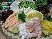 宜蘭旅遊-觀光工廠 餐廳:宜蘭-武暖餐廳-生魚片.JPG
