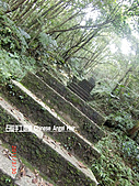 石碇傳統手工麵線相片集,讓您認識手工麵線,認識傳統手工:石碇皇帝殿-往東峰 (10).JPG