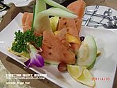 宜蘭旅遊-觀光工廠 餐廳:宜蘭-武暖餐廳-水果.JPG