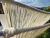 石碇傳統手工麵線相片集,讓您認識手工麵線,認識傳統手工:2010-4-2-曬手工麵線 (6).JPG