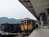 石碇傳統手工麵線相片集,讓您認識手工麵線,認識傳統手工:十分火車.JPG