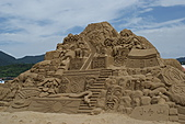 福隆海水浴場沙雕:9906福隆與九份-55.JPG