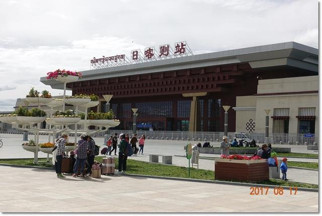 0817-2日喀則車站.JPG - 2017旅遊