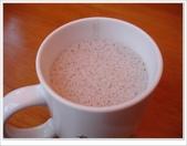 飲品:2012.04.09 黑芝麻堅果豆漿.JPG
