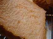 西點烘焙:2007.10.09 紅麴土司切面