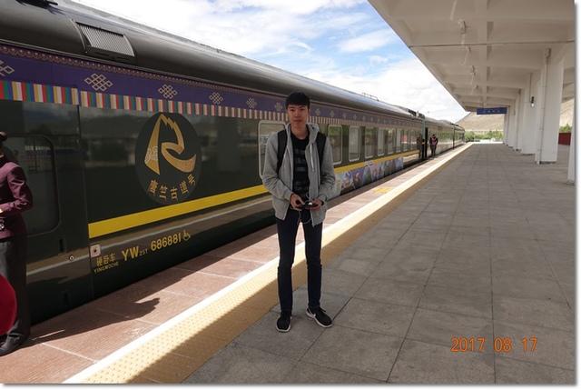0817-2日喀則搭火車.JPG - 2017旅遊