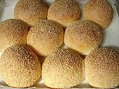西點烘焙:2007.10.03 湯種漢堡包