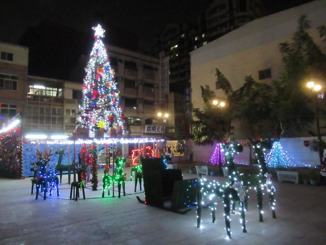IMG_8934.JPG - 2019鳳山基督長老教會和鳳山聖教會之聖誕裝飾行