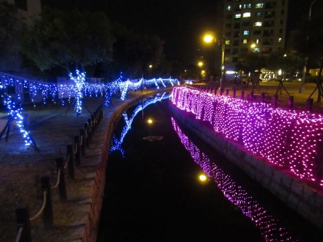 IMG_2802.JPG - 鳳山和德街之曹公圳燈光裝飾